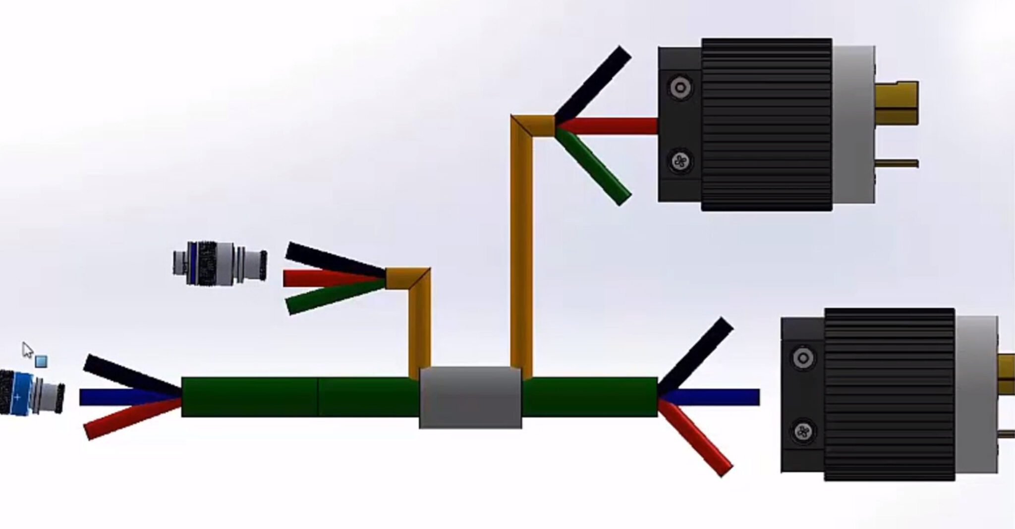 SOLIDWORKS Routing – Electrical
