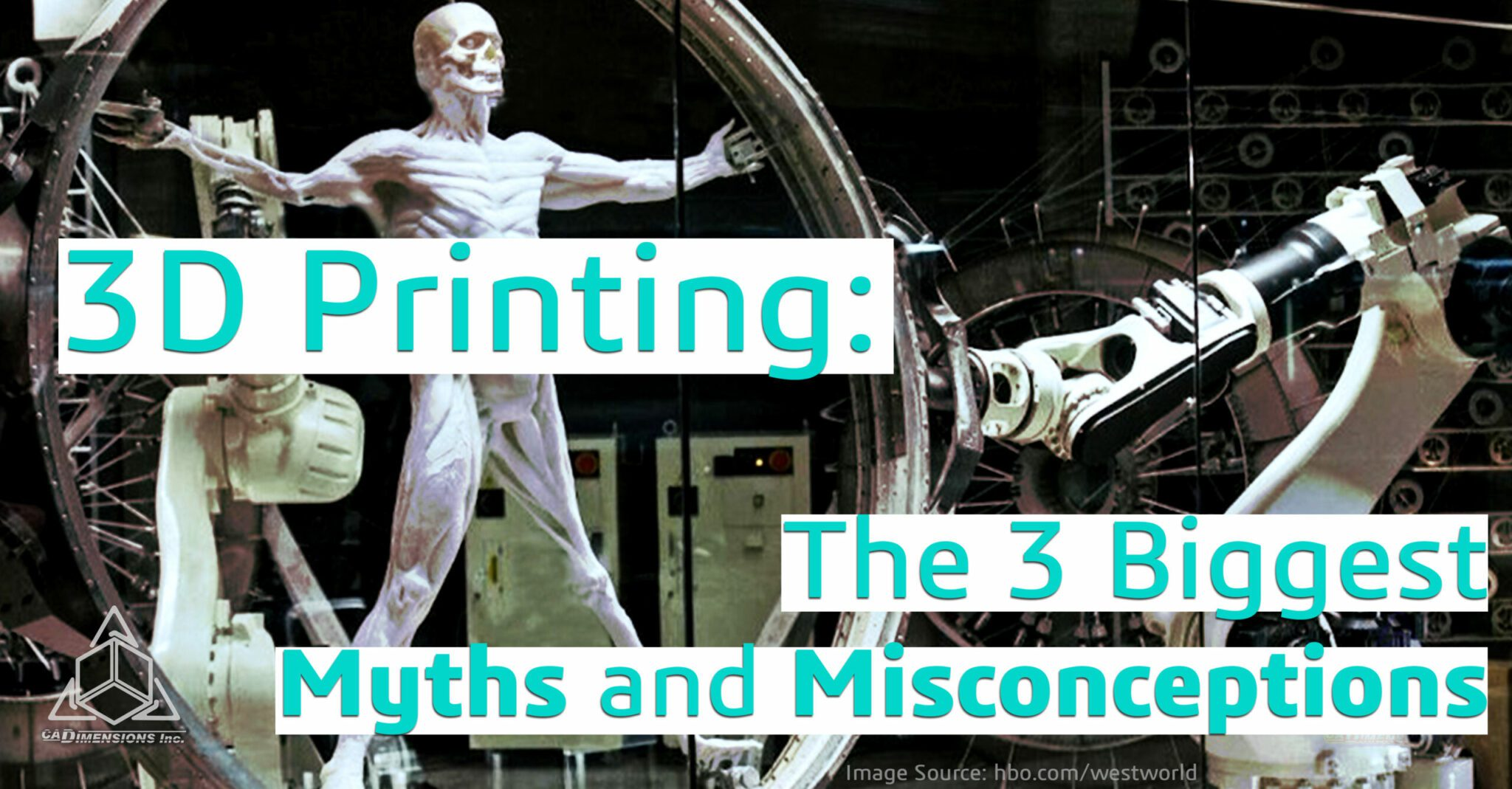 3D Printing The 3 Biggest Myths and Misconceptions