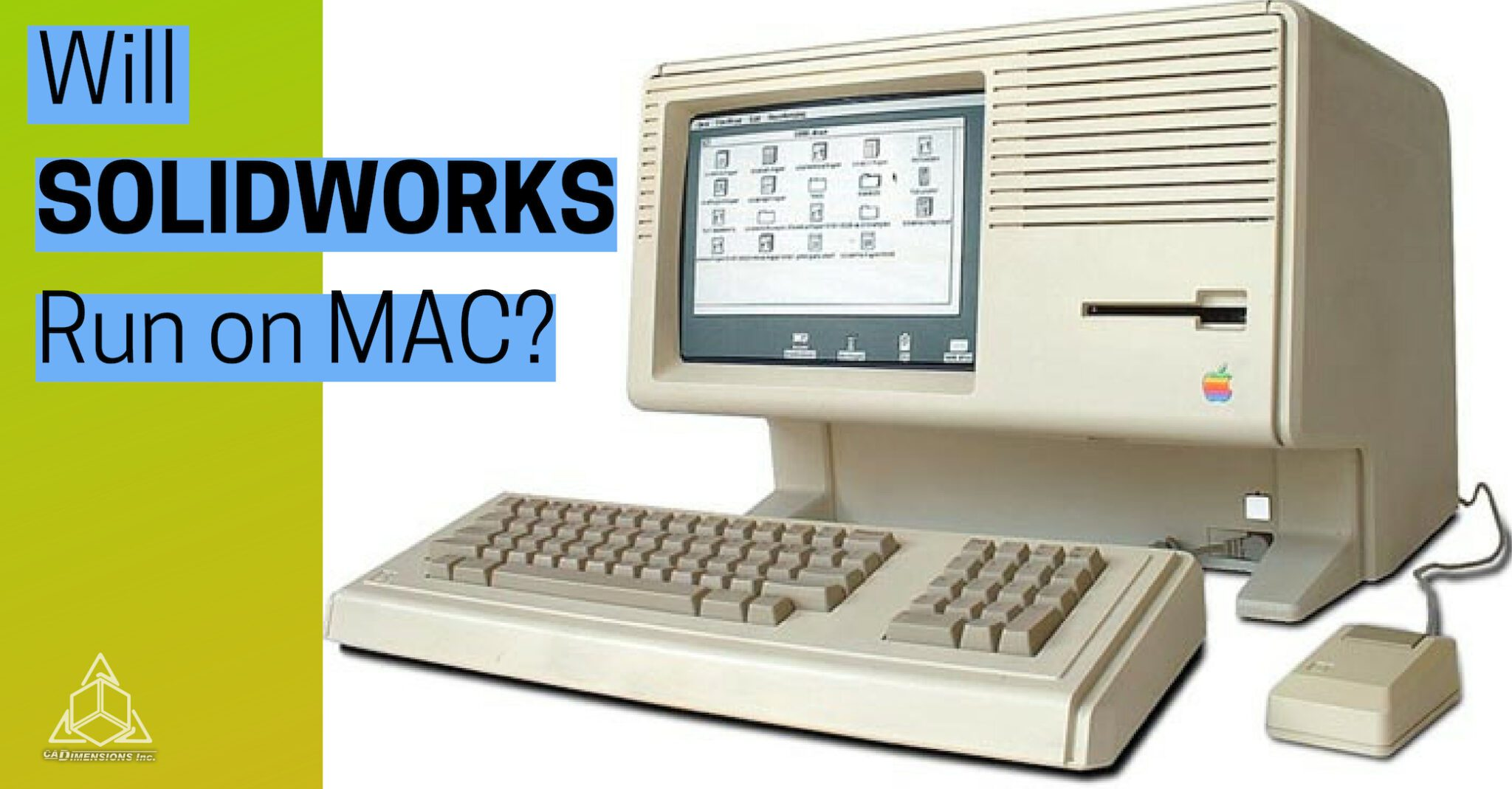 Is there a Solidworks for Mac?