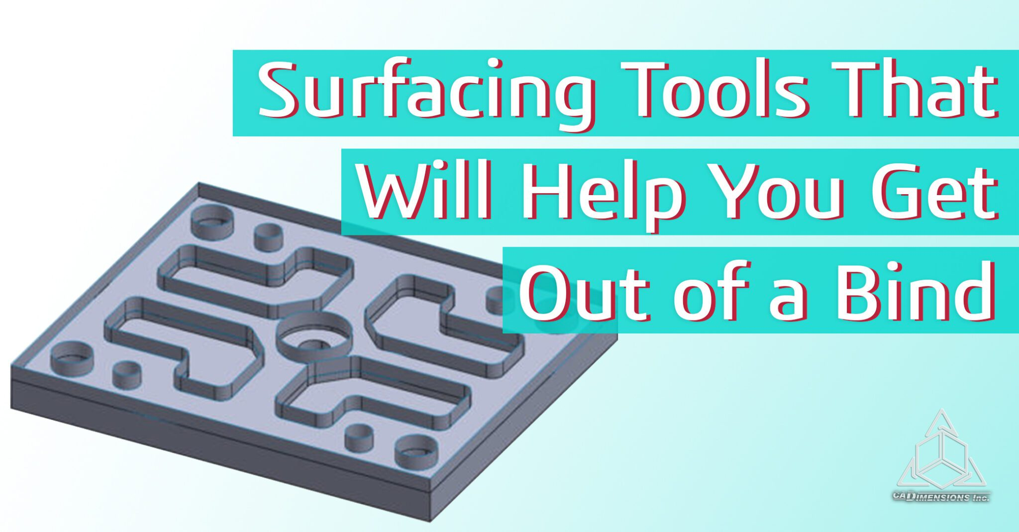 Surfacing Approach to Import Modifications - Part 1