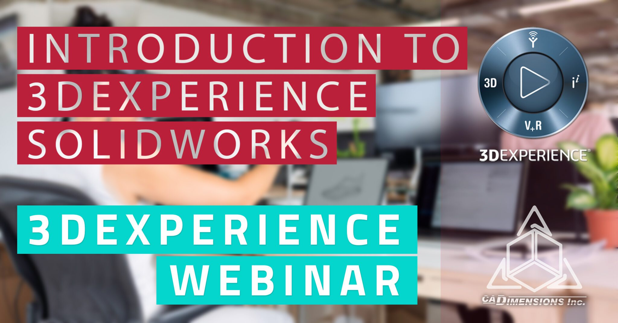 introduction to 3dxperience solidworks webinar